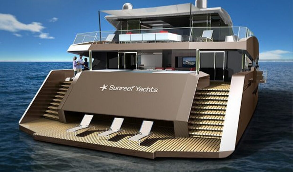 Sunreef power exterior 11