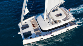 Luxury sailing catamaran Sunreef 80 Bundalong | The Caribbean charter experience