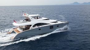 70 Sunreef Power SKYLARK Miami 2013