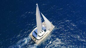 Sunreef 60 AMAYA - a head-spinning luxury sail catamaran