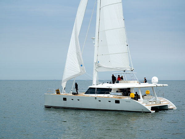 Sunreef 62 Blue I