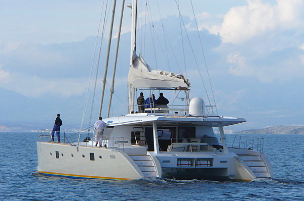 Sunreef 62 Diamond Girl II