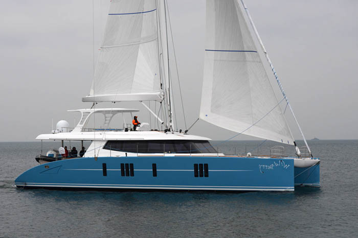 Sunreef 74 WildBerry