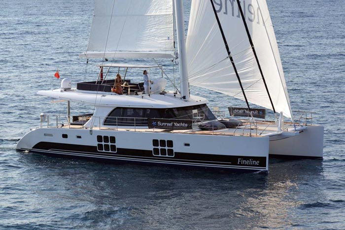 Sunreef 60 LOFT Fineline