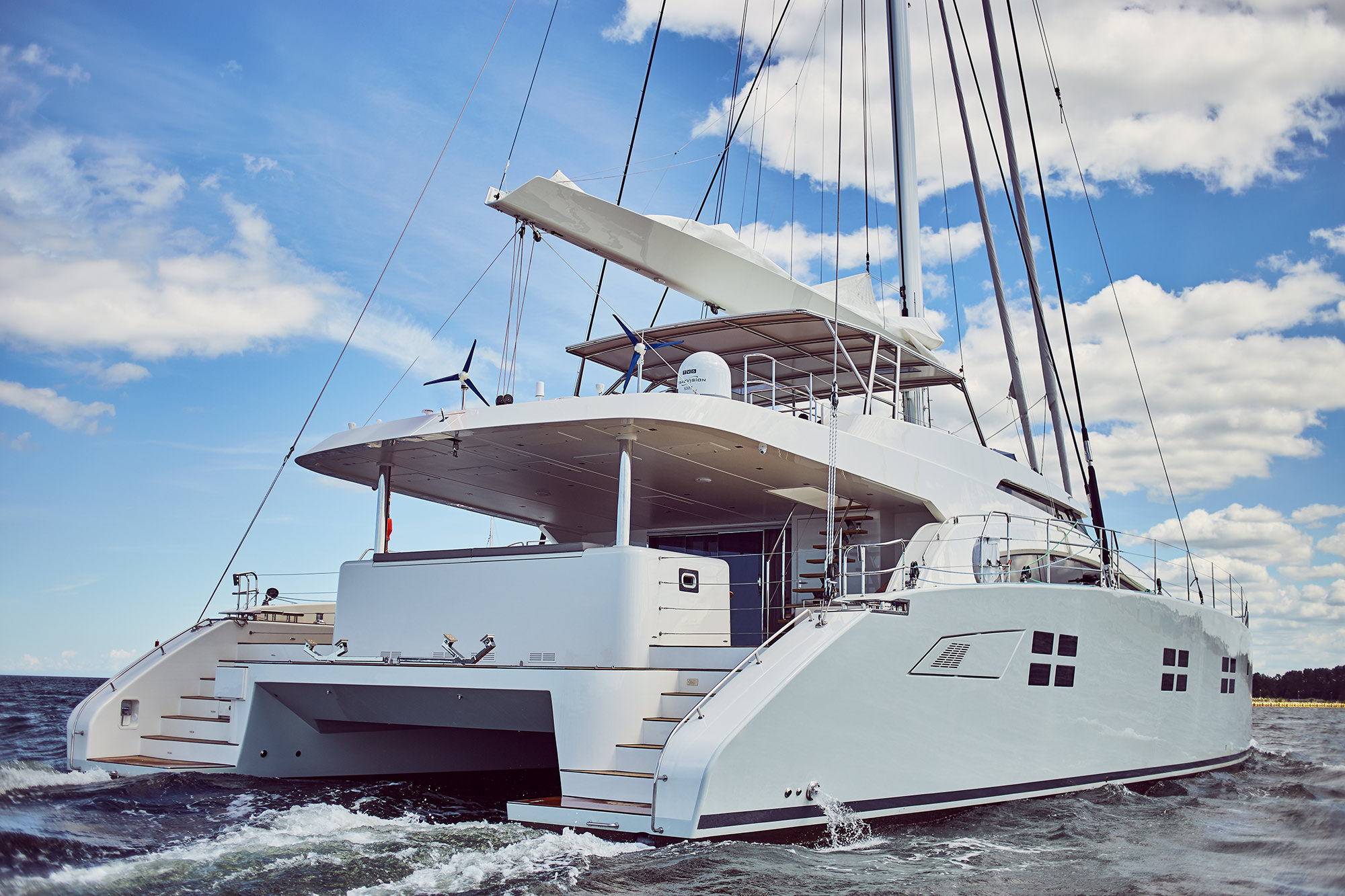 Sunreef 88 Double Deck