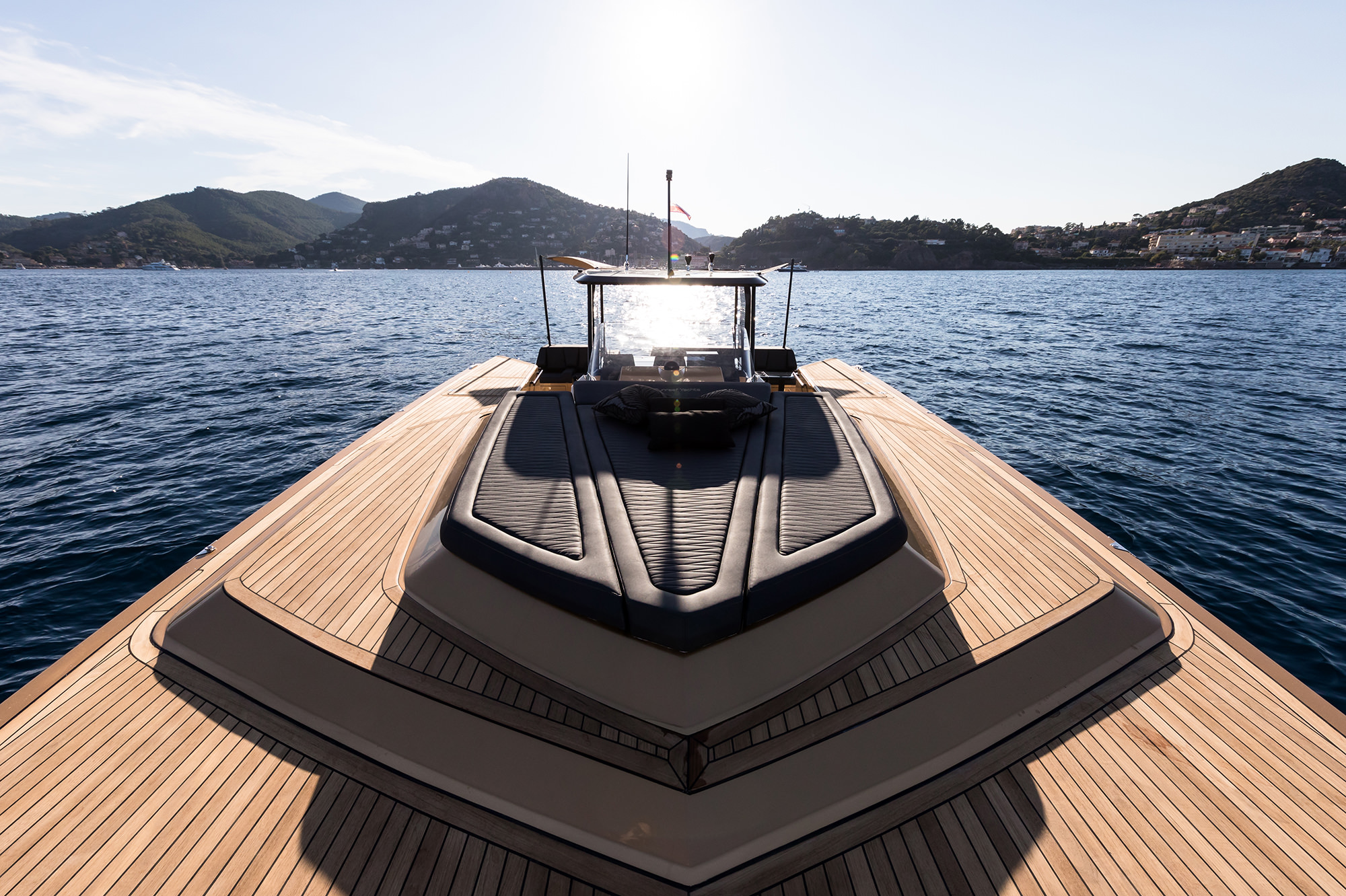 Launched yachts - 40 Open Sunreef Power Diamond Limited Edition