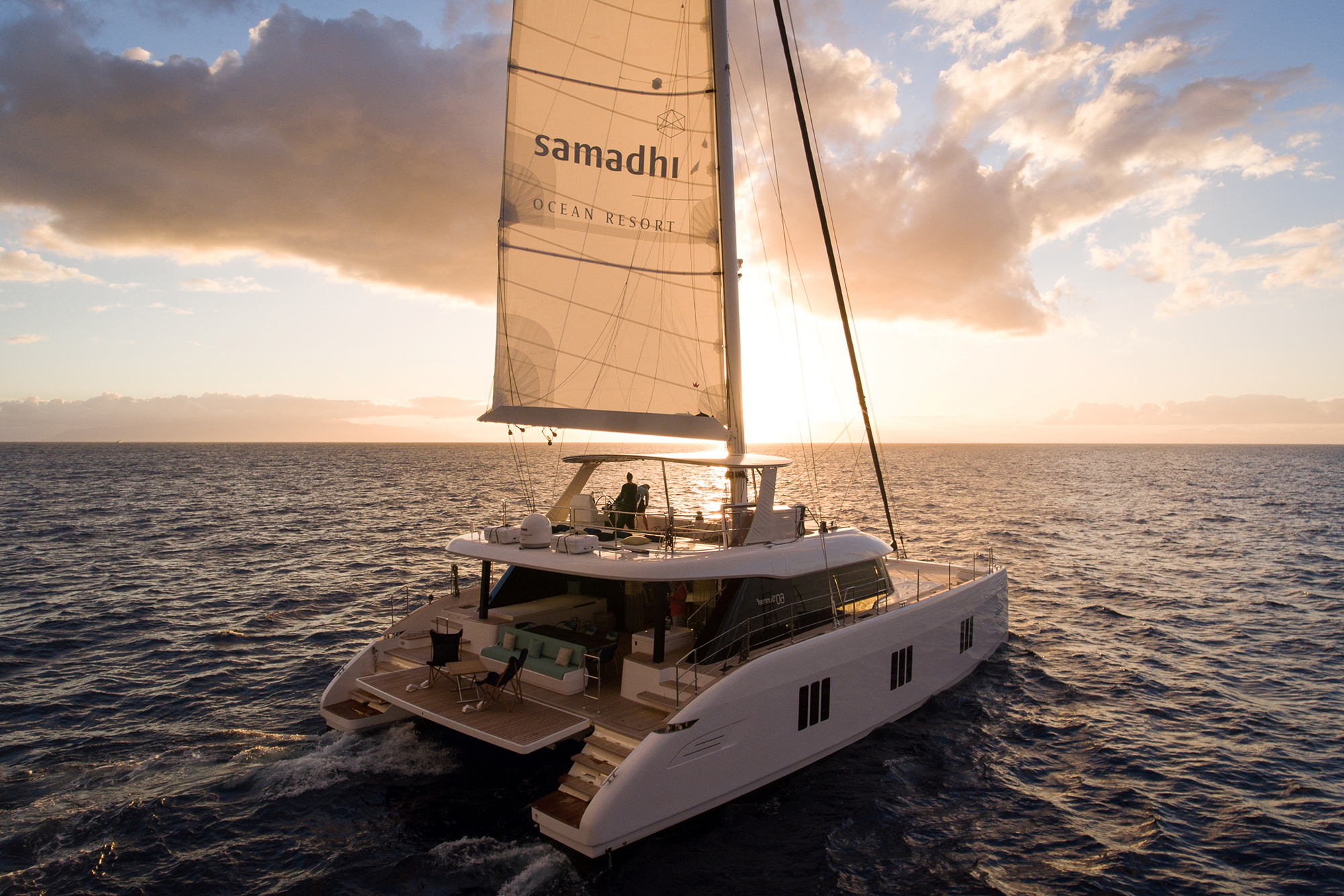 Sunreef 60 Samadhi