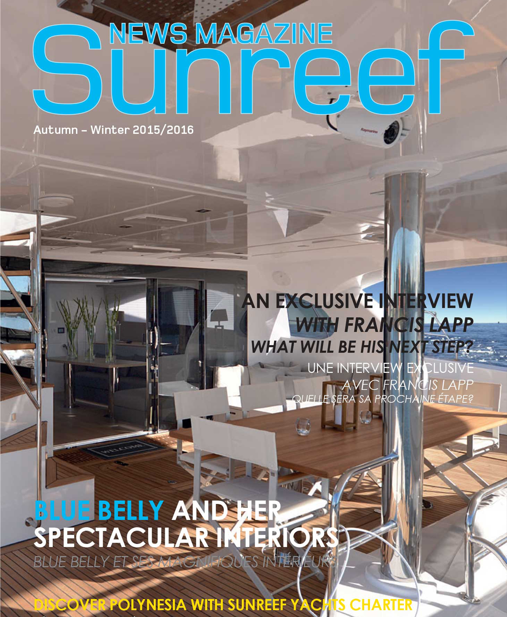 Sunreef News Magazine - 2015-09-01