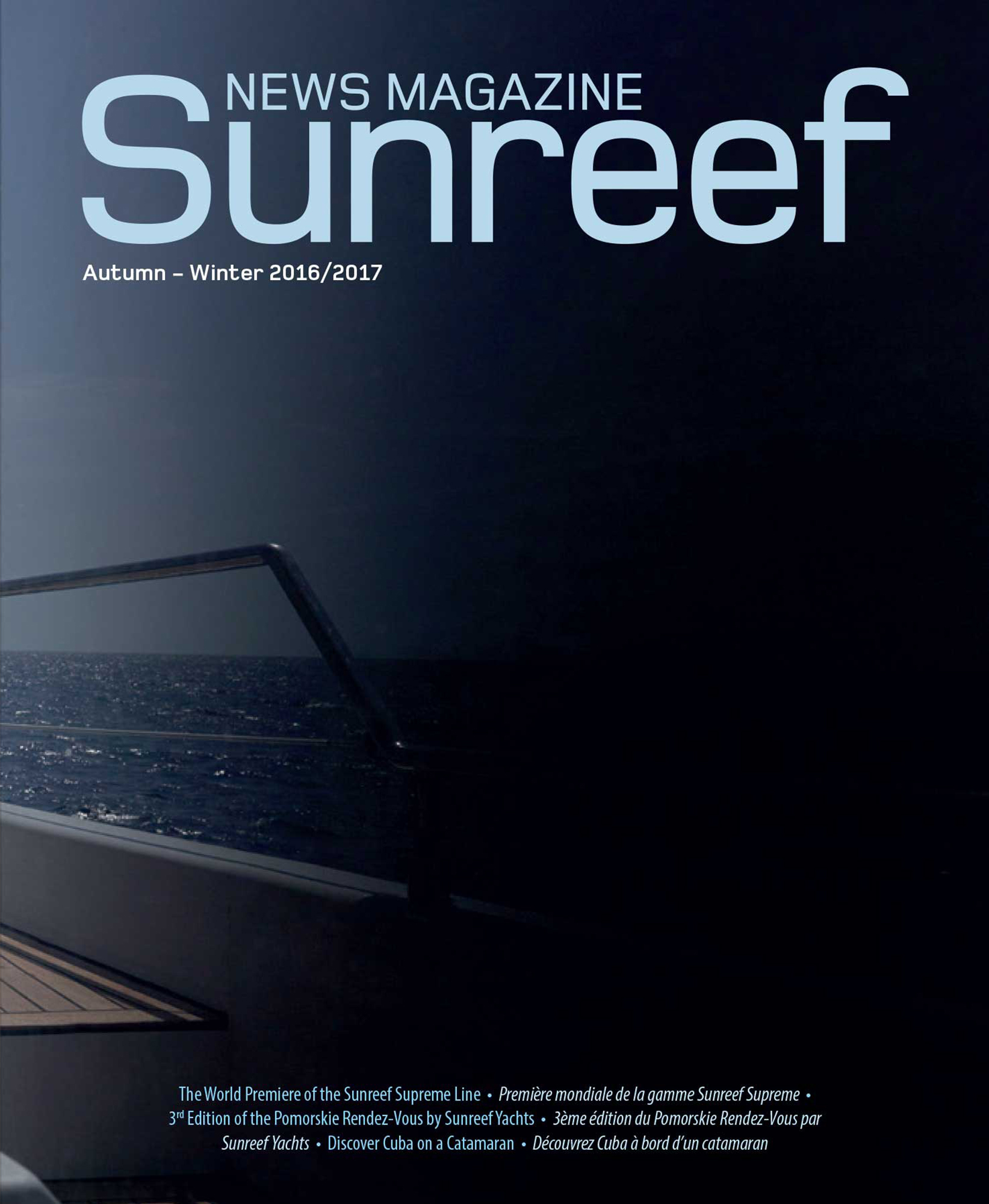 Sunreef News Magazine - 2016-08-25