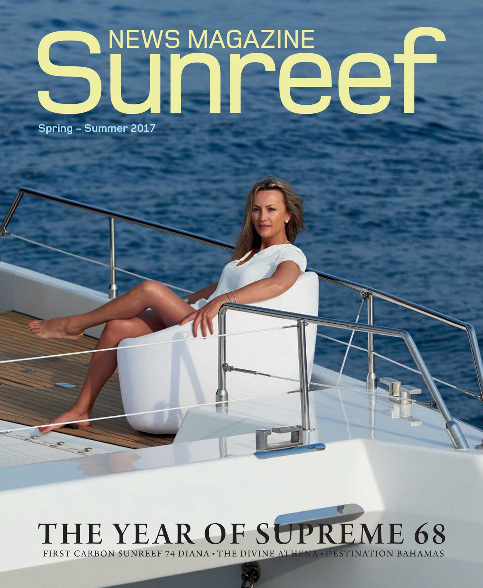 Sunreef News Magazine - 2017-02-01