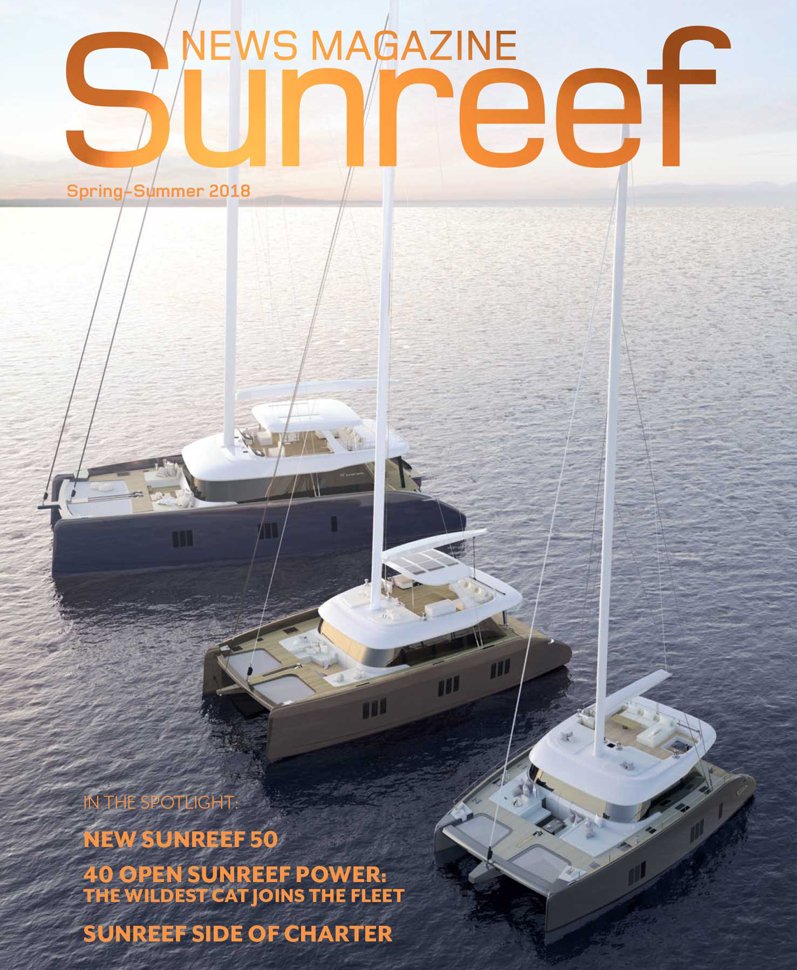 Sunreef News Magazine - 2018-02-15
