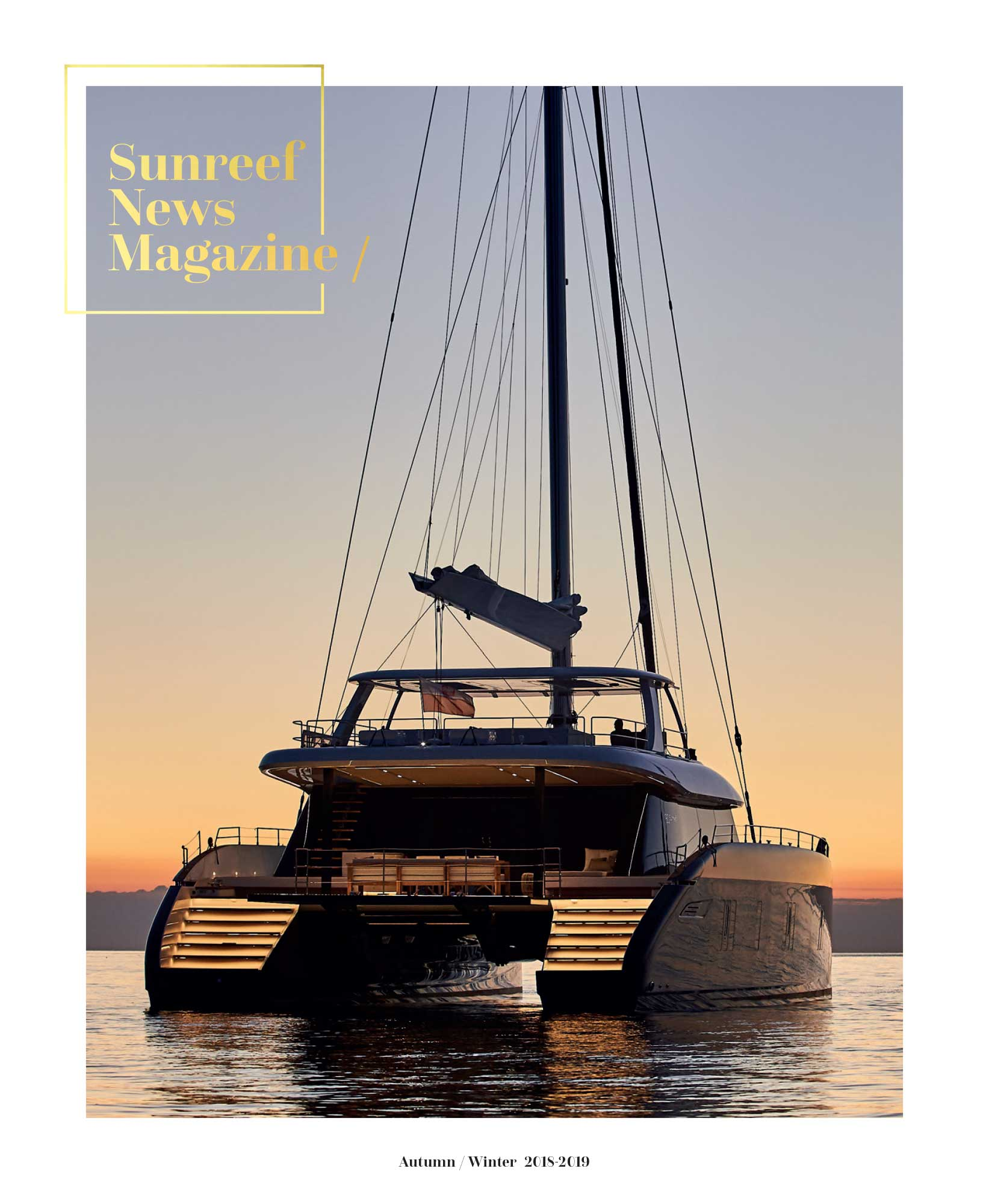 Sunreef News Magazine - 2018-09-03