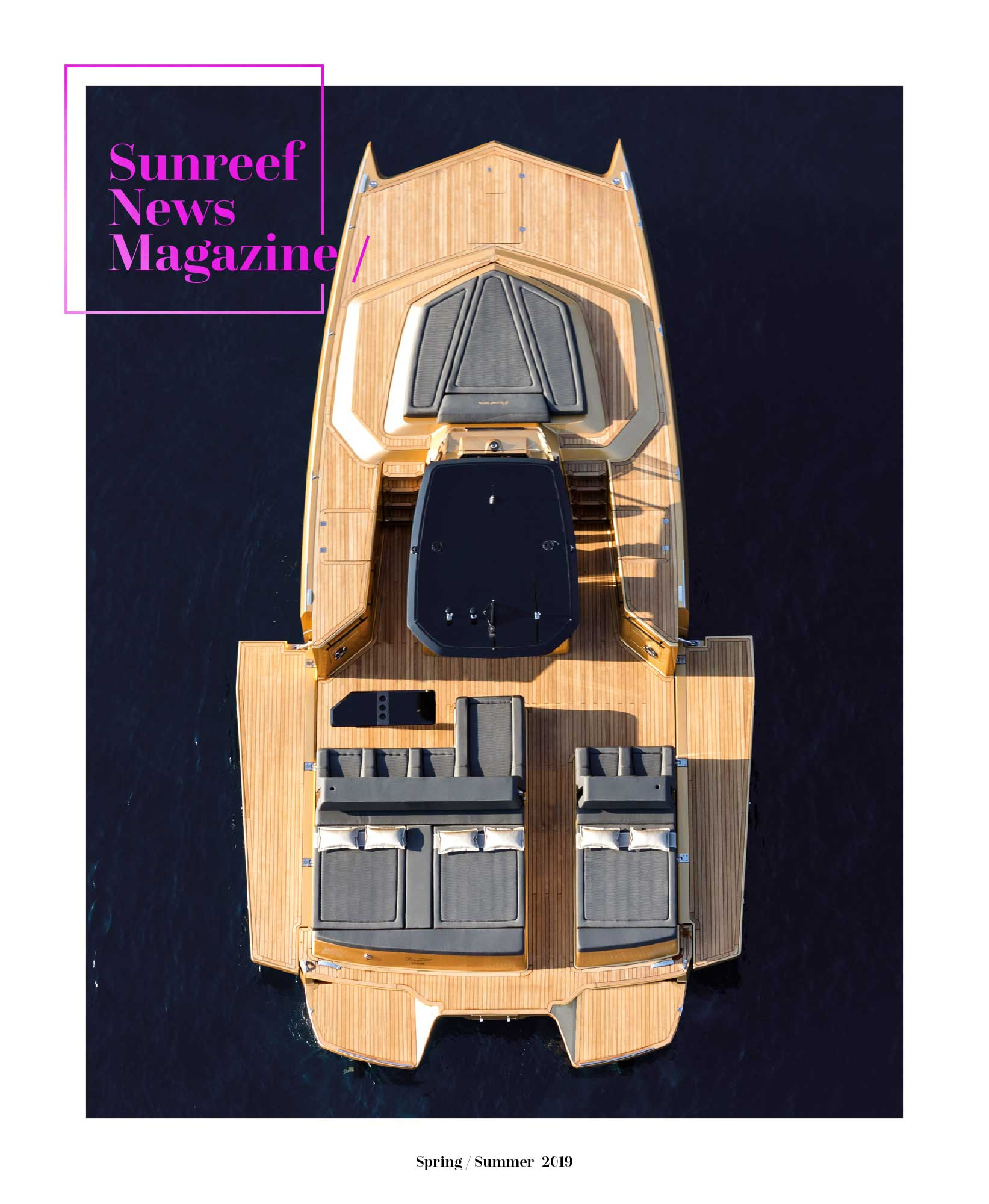 Sunreef News Magazine - 2019-02-01