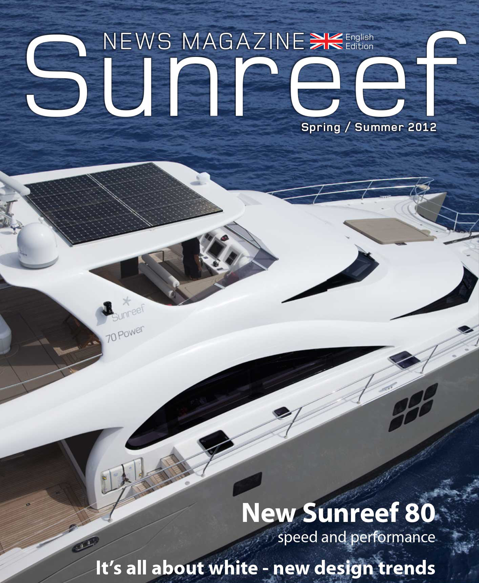 Sunreef News Magazine - 2012-01-24