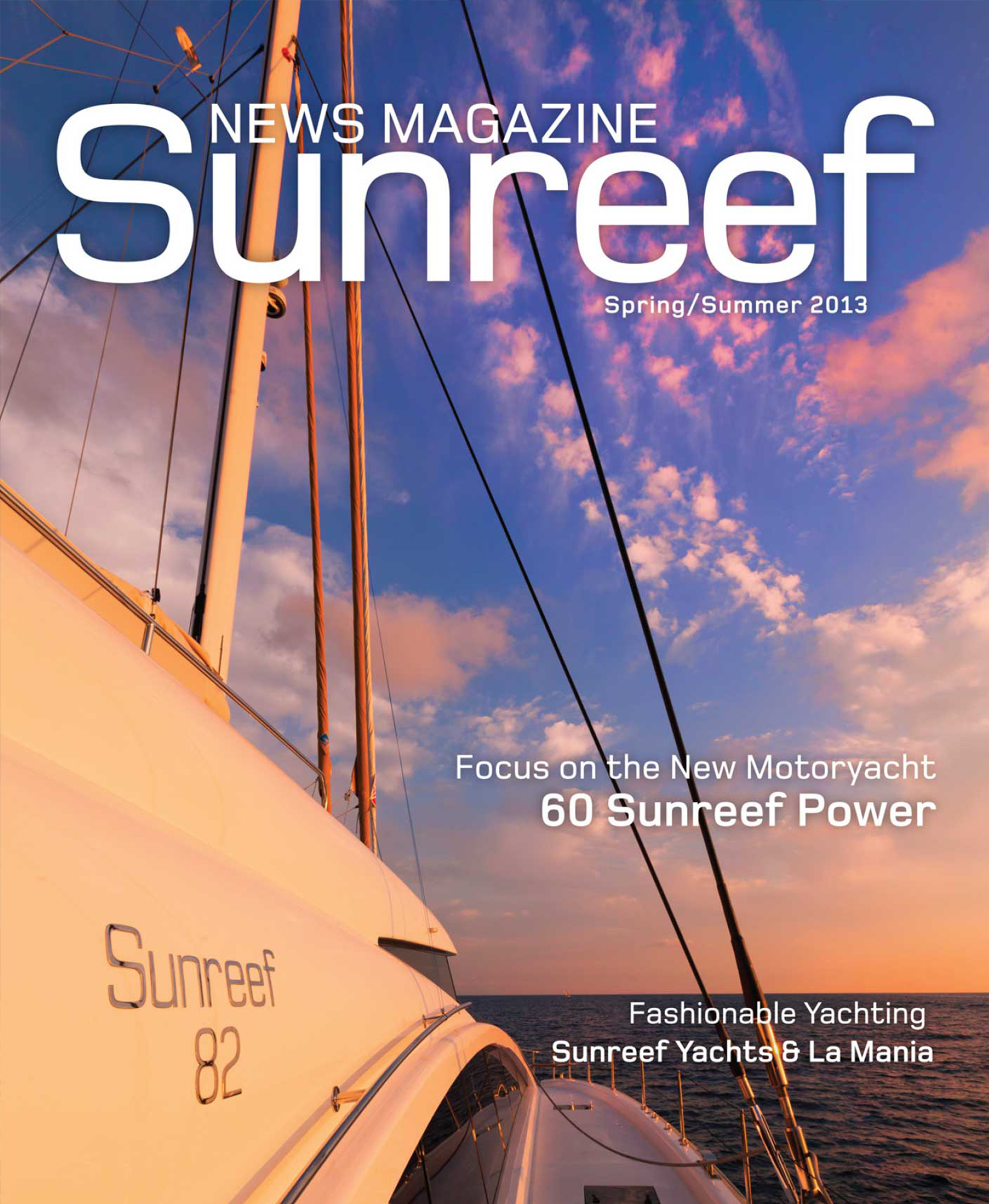 Sunreef News Magazine - 2013-01-07