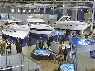 Moscow International Boat Show