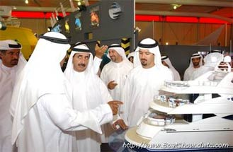 Sunreef Yachts for the first time at Dubai Boat Show