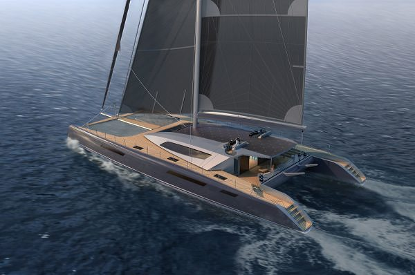 Sunreef Yachts to build mega catamaran Aeroyacht 110