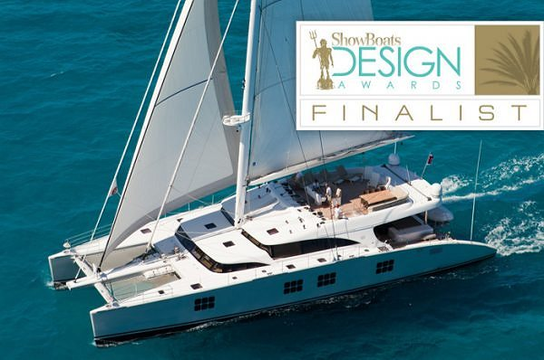 Суперъяхта Sunreef 102 IPHARRA стала финалисткой конкурса Showboats Design Awards 2011