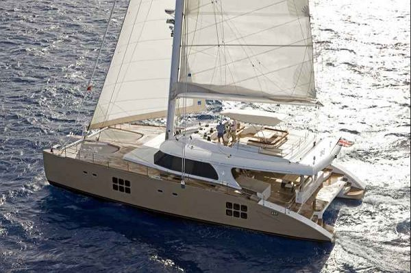 10th Unit of the Sunreef 70 Sailing Sold to China!