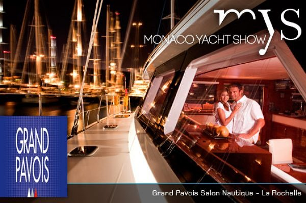 Sunreef Yachts at the Grand Pavois in La Rochelle and the Monaco Yacht Show 2011