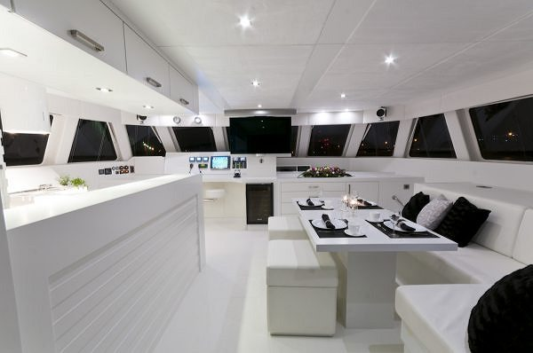 Sunreef launches its first yacht sold to a Polish client: the Sunreef 58 DREAMLINER