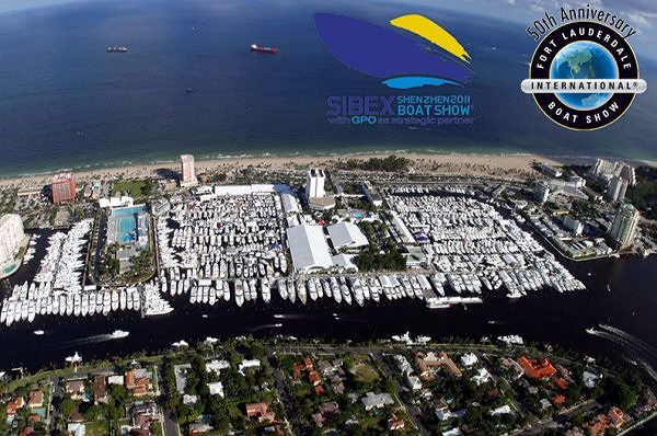 Sunreef Yachts at the Fort Lauderdale and Shenzhen Boat Shows in October 2012