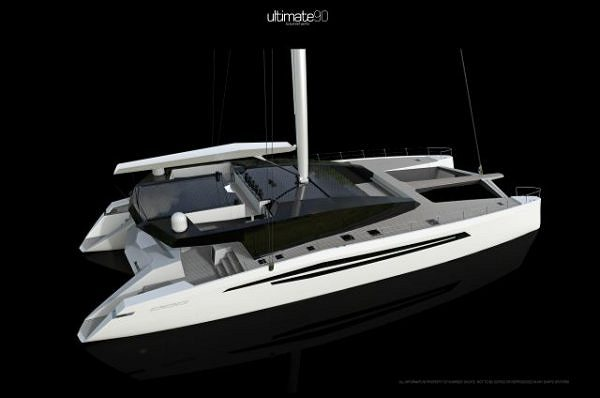Sunreef Yachts Unveils a New Project - the Sunreef 90 ULTIMATE