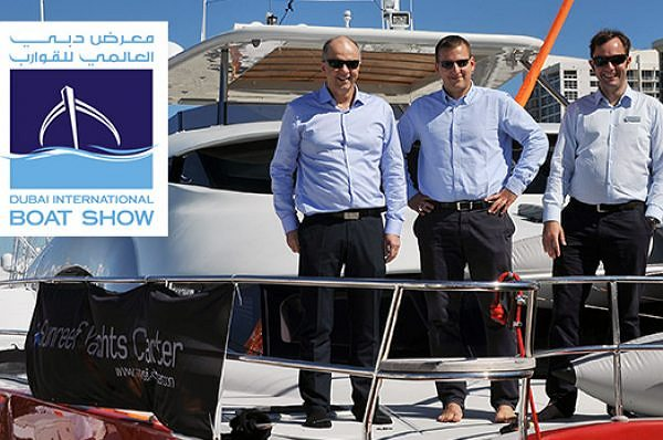 Sunreef Yachts at the Dubai International Boat Show 2013