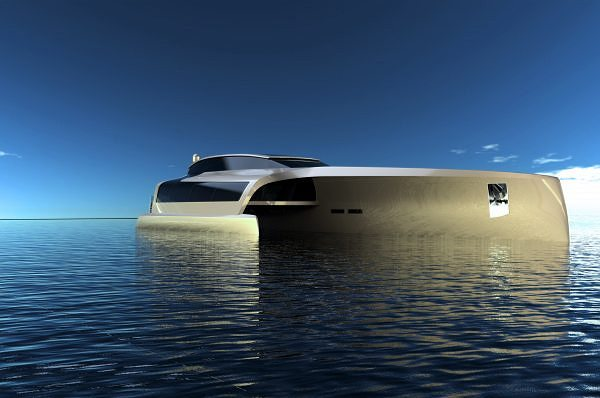 Sunreef Yachts Presents New Mega Concepts at the Monaco Yacht Show 2013