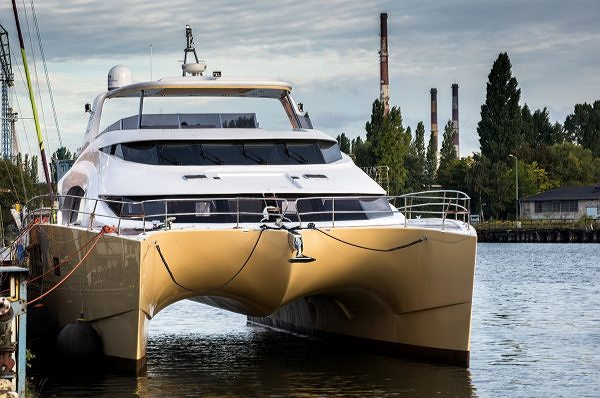 New 70 Sunreef Power ETTY Launched
