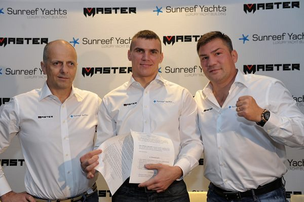 Sunreef Yachts in the Professional Boxing World; Sponsorship Granted to a Promising Polish Boxer – MASTER