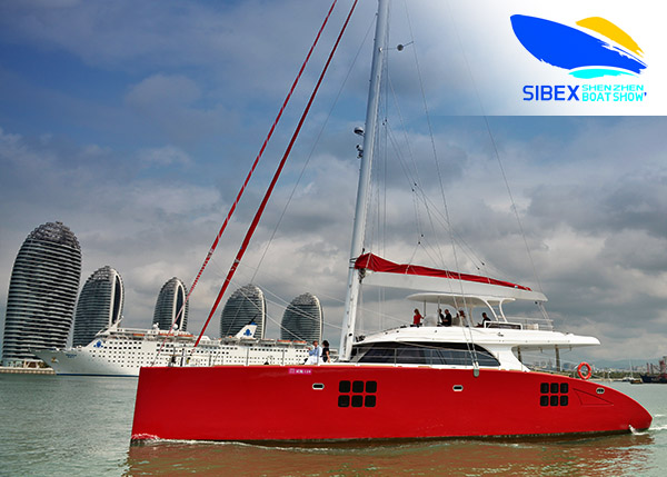 Sunreef Yachts au Salon International de Shenzhen SIBEX