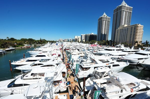 2014 Spring Boat Show Season About to Start