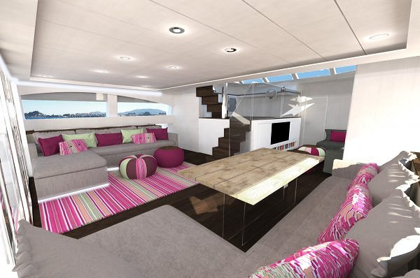 Sunreef Yachts Unveils New Layout Solutions for Power Catamarans