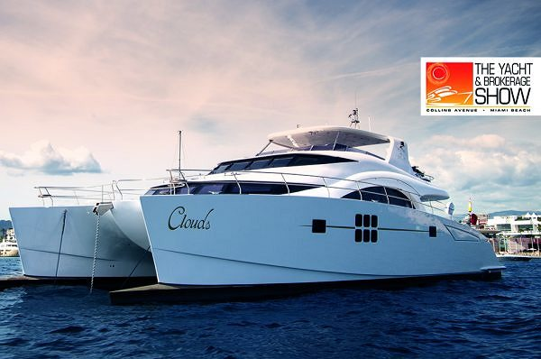 Sunreef Yachts Announces Its Presence at the Miami Yacht and Brokerage Show 2014