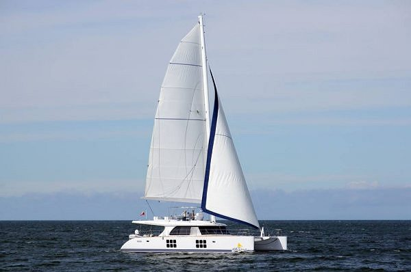 Sunreef 58 BLUE DESERT Just Launched!