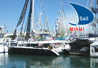 Strictly Sail Miami Boatshow