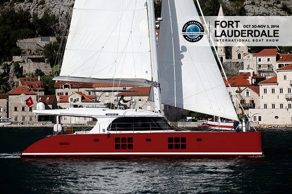 Sunreef Yachts Announces its Participation at the Fort Lauderdale International Boat Show 2014