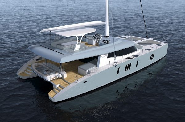 3 Units of the NEW Sunreef 74 Sailing Line Will Come Soon to Light