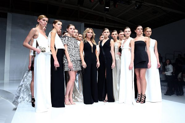 Once Again Sunreef Yachts Partners up with the La Mania Fashion House During the Spring-Summer Fashion Show