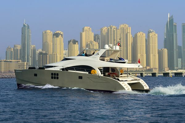 The Final Countdown to the Dubai International Boat Show 2015
