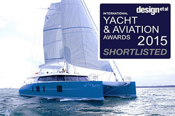 Sunreef 74 WildBerry Shortlisted in the International Yacht & Aviation Awards