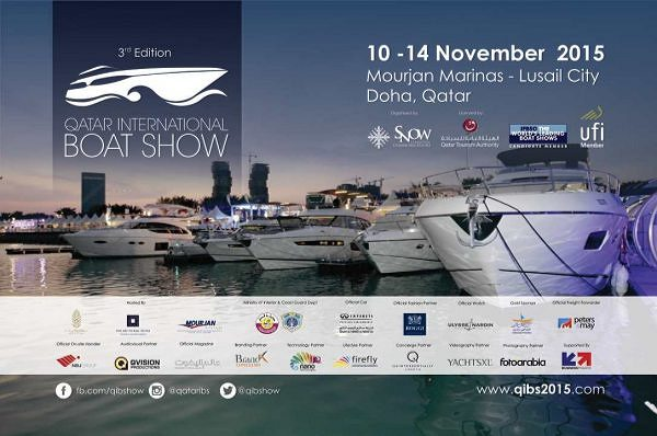 Sunreef Yachts at the 3rd Edition of the Qatar International Boat Show