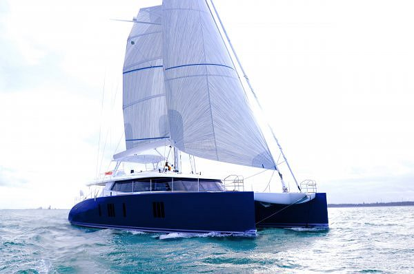 Sunreef Yachts Builds its First Advanced Carbon Sunreef 74