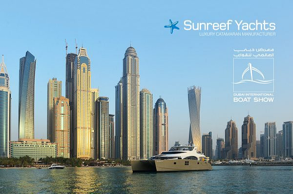 Sunreef Yachts Announces its Presence at the Dubai International Boat Show 2016 (DIBS)