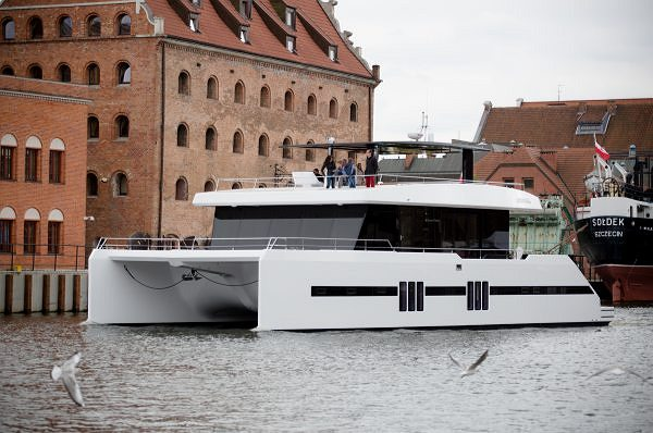 Sunreef Yachts Celebrates the Launch of the First Sunreef Supreme 68 Power Catamaran