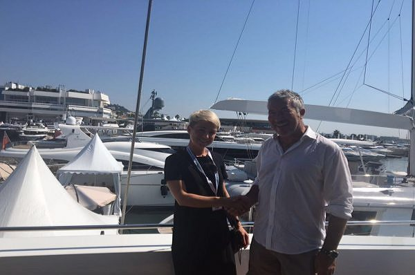 Sunreef Yachts Signs an Exclusive Dealership Agreement with Med Cat Group
