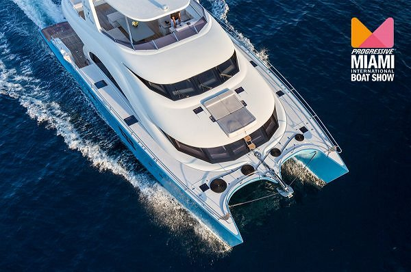 Sunreef Yachts to Exhibit the 60 Sunreef Power at the Progressive Miami International Boat Show 2017