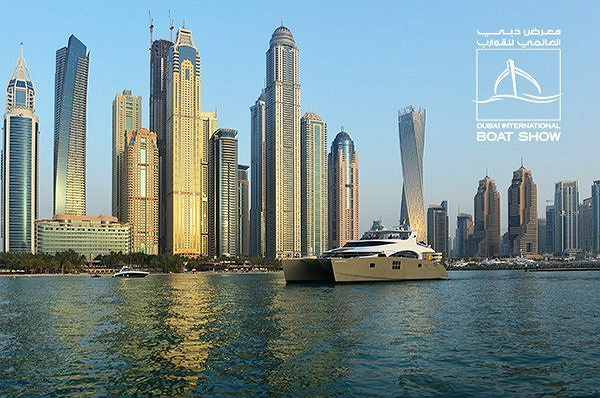 Участие Sunreef Yachts в яхтенной выставке Dubai International Boat Show 2017